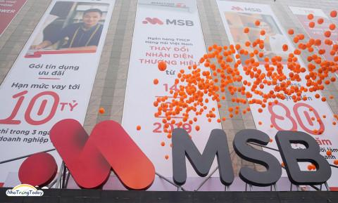 Chủ tịch Ngân hàng Hàng hải Việt Nam muốn mua vào 10 triệu cổ phiếu MSB