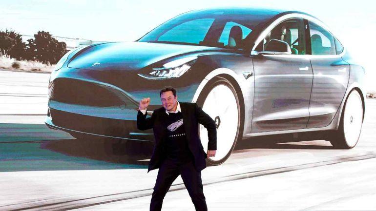 Tesla phá kỷ lục doanh thu tại Trung Quốc