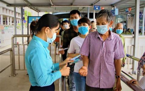 Quảng Ninh: Qua giám sát phát hiện 3 ca F0 từ Bình Dương về