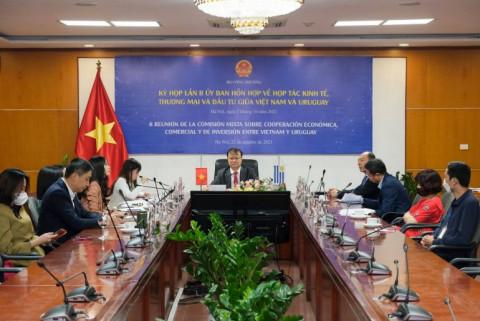 Hợp tác Kinh tế, Thương mại và Đầu tư giữa Việt Nam và Uruguay: Chưa tương xứng với tiềm năng sẵn có
