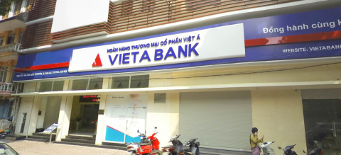 Giảm chi phí dự phòng, VietABank vẫn báo lãi dù kinh doanh ảm đạm