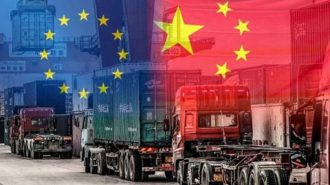 Vận chuyển đường bộ trở thành cứu cánh cho hàng Trung Quốc - châu Âu