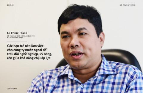 """Chân dung """"người làm thuê số một Việt Nam"""" Lê Trung Thành"""