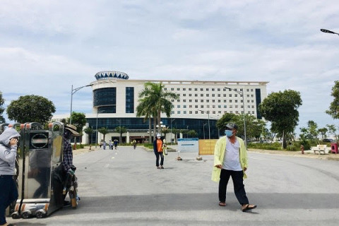Thanh Hóa: Sử dụng một phần Bệnh viện Ung bướu làm cơ sở thu dung, điều trị bệnh nhân Covid-19