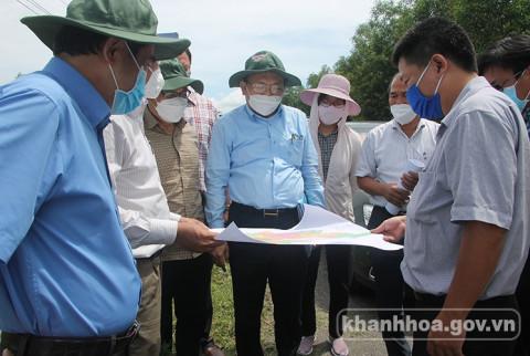 Khánh Hòa: Lãnh đạo tỉnh khảo sát 5 địa điểm quy hoạch khu công nghiệp mới