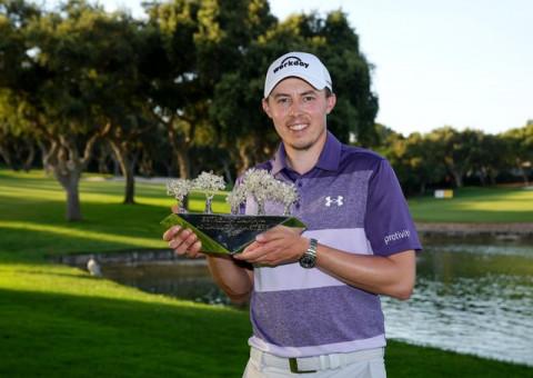 Matthew Fitzpatrick lên ngôi vô địch tại giải golf Andalucia Masters