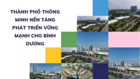 Thành phố thông minh- nền tảng phát triển vững mạnh cho Bình Dương