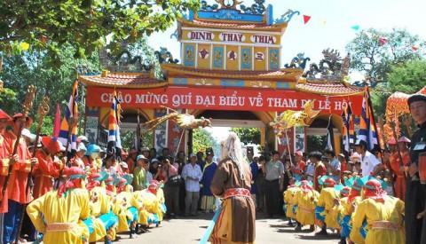 Bình Thuận: Đề nghị đưa Lễ hội Dinh Thầy Thím vào Danh mục di sản văn hóa phi vật thể quốc gia