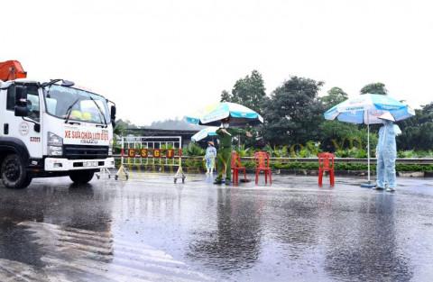 Phú Thọ: Đề nghị các tỉnh giáp ranh tạo điều kiện cho lưu thông, sản xuất, bảo đảm nhu cầu đi lại của doanh nghiệp và người dân