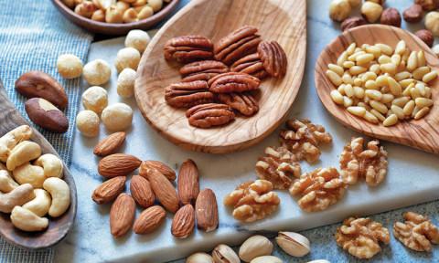 Top 5 loại hạt rất tốt cho sức khỏe