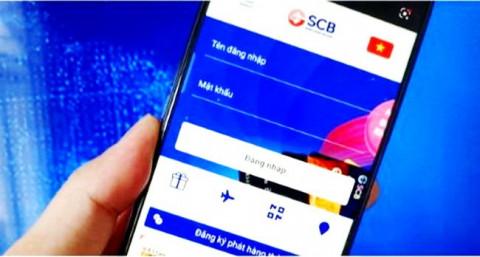 Cảnh báo lừa đảo qua tin nhắn giả mạo SCB