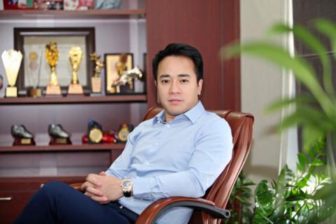 CEO Lê Đắc Lâm và hành trình sáng lập startup nghìn tỷ đồng
