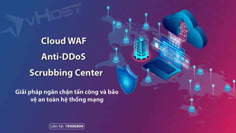 vHost cung cấp giải pháp bảo mật cho doanh nghiệp chuyển đổi số