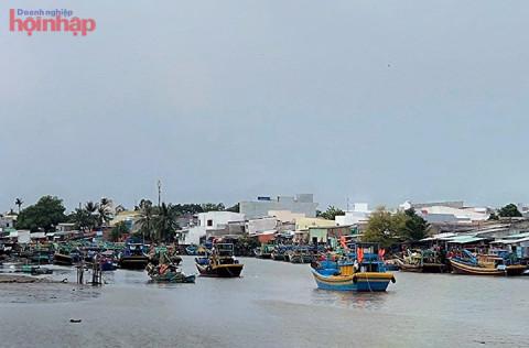 Bình Thuận: UBND tỉnh ban hành công điện khẩn ứng phó với áp thấp nhiệt đới