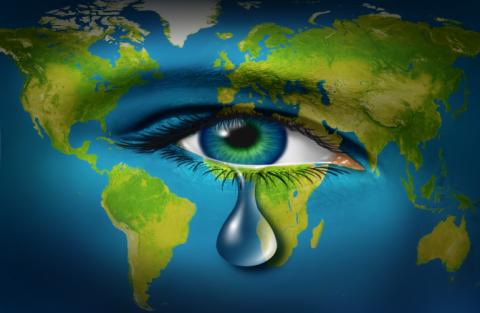 Thế giới trong một năm đầy mất mát