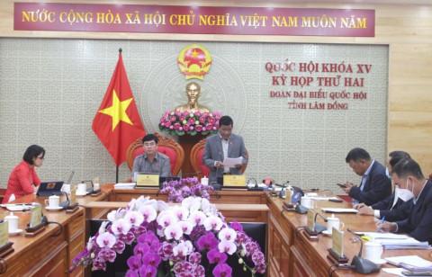 Đại biểu Quốc hội tỉnh Lâm Đồng: 03 nội dung Đại biểu K' Nhiễu tham gia góp ý về Dự thảo Luật Thi đua, khen thưởng (sửa đổi)