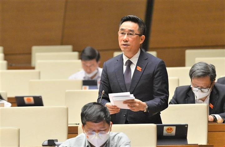 Đại biểu Quốc hội Nguyễn Hải Anh: Sửa đổi Luật BHXH theo hướng quy định chặt chẽ hơn việc hưởng BHXH một lần